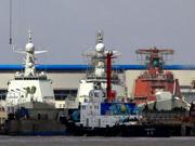 大陆4年造13艘驱逐舰